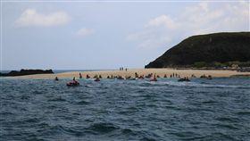 澎湖縣,小白沙嶼,玄武岩自然保留區,民眾提供