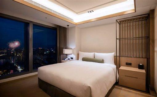 ▲情人節住房專案(圖/台北凱達大飯店提供)
