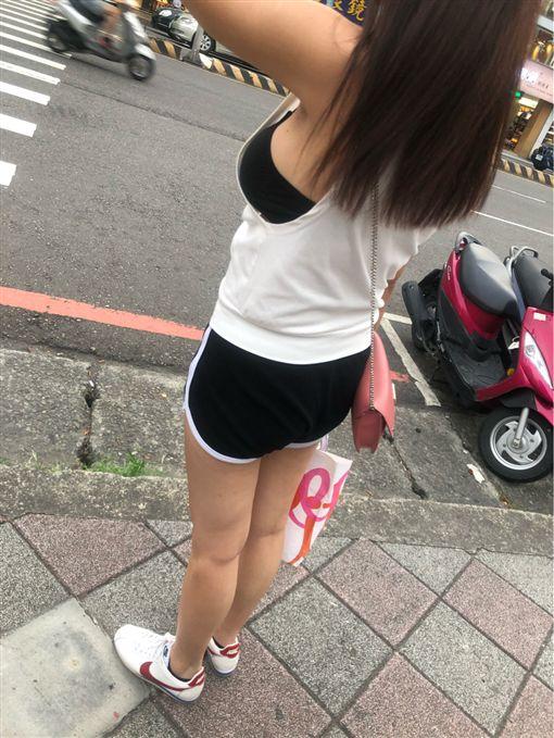夏天,真理褲,碗公奶,PTT 圖/翻攝自PTT