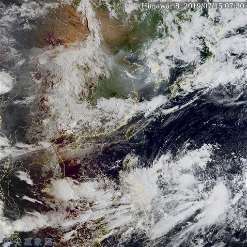 準颱風「丹娜絲」恐直撲台灣 週三、四最近台!模擬路徑曝圖/翻攝自中央氣象局