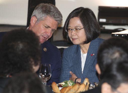 美國,福斯新聞,蔡英文,台灣,美國眾議院