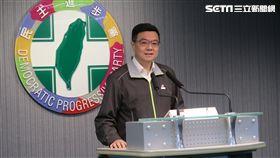 民進黨主席卓榮泰。(圖/記者盧素梅攝)