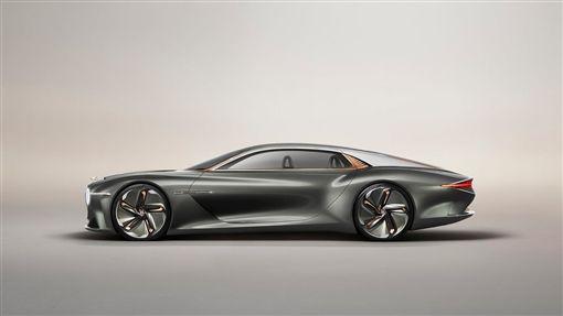 ▲Bentley EXP 100 GT電動概念車。(圖/翻攝網站)