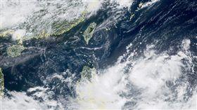 準颱風丹娜絲恐撲台?若北轉全台受影響 「這天」是關鍵期 圖/翻攝自中央氣象局