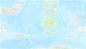 印尼,強震,摩鹿加群島,罹難