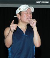 趙傳30老男孩演唱會8月攻小巨蛋,如火如茶彩排。(記者邱榮吉/攝影)