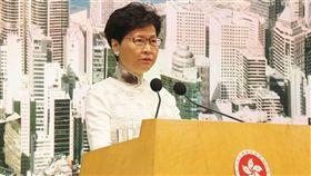 香港,林鄭月娥,中國,北京,請辭,逃犯條例