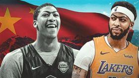 NBA/為了湖人!一眉將退出美國隊 NBA,洛杉磯湖人,Anthony Davis,世界盃,美國隊 翻攝自推特ClutchPoints