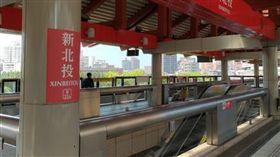 台北市,北捷,新北投站,隔音牆,施工,交通,安全