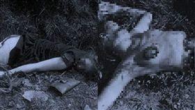 謀殺,罪行,戰爭,烏克蘭,陰影,自殺.輪姦,性侵,強姦,性高潮,性慾, 圖/翻攝自推特