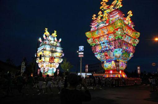▲「日本五大七夕祭典」(圖/樂天旅遊提供)
