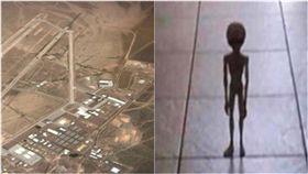 你聽過「神秘51區」嗎?不少科幻電影或是研究外星人的節目都經常提到這個51區(Area 51),它其實是美國的一項軍事基地,現在更有網友在臉書號召大家一起「直闖51區」尋找外星人真面目,響應人數破百萬。(圖/翻攝自推特、臉書)