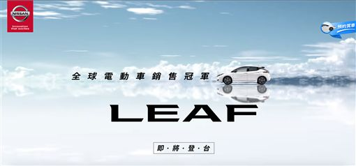 ▲Nissan Leaf(圖/翻攝網路)