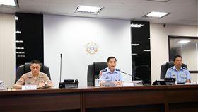 國防部防災會議。