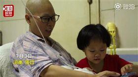 乳癌母趕製孩子衣:以後他們能想起我(圖/翻攝自時間視頻)