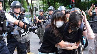 傳港示威者尋庇護 移民署回應了