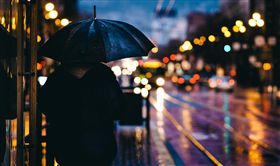 傘,雨傘。(圖/Pixabay)