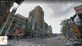 「基泰台大」豪宅_google map