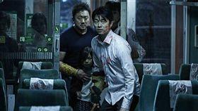 《屍速列車》2016年全球締造驚人票房。(圖/劇照)