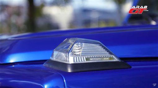▲仿照Mercedes-AMG G63外型的Suzuki Jimny Sierra。(圖/翻攝網站)