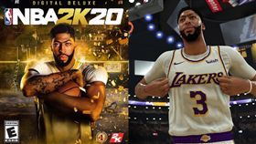 NBA/登2K封面 一眉:夢想成真