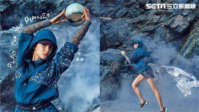 運動品牌adidas by Stella McCartney正式宣布昆凌成為最新全球代言人。