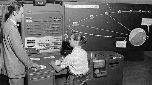 NASA,太空,女性(圖/翻攝自NASA網頁)