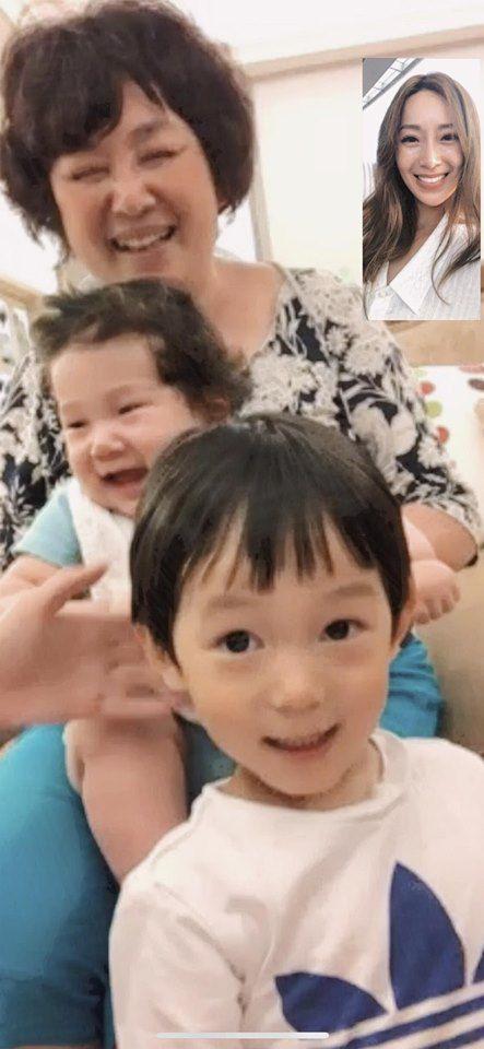 隋棠(圖/翻攝自臉書)
