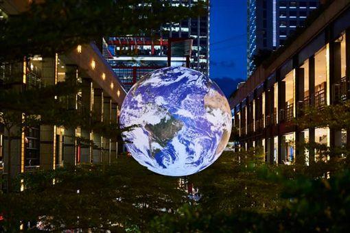 蓋亞,Gaia,地球,氣球,NASA,Discovery,信義區(翻攝自Discovery頻道)