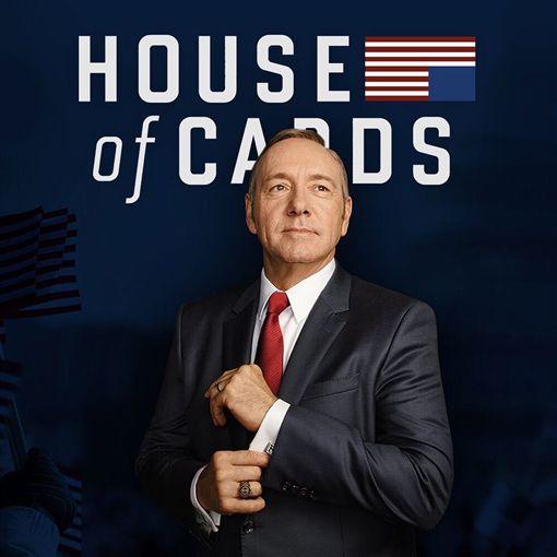 凱文史貝西(Kevin Spacey)《紙牌屋》系列演出美國總統登事業高峰。(圖/翻攝自Kevin Spacey IG)