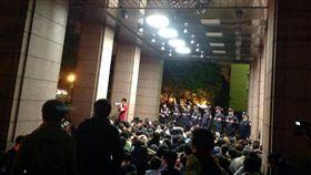 魏揚、323行政院事件/翻攝自魏揚臉書