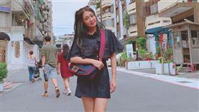 女星詹子晴(丫頭)堪稱新一代的副業女王。(圖/翻攝自詹子晴IG)