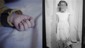 失蹤女童墮地昏迷 12歲魔童怕被大人責罰 竟用木板將她打死(圖/人民日報,PIXABAY)
