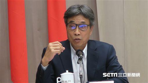 農委會副主委陳駿季。(圖/記者盧素梅攝)