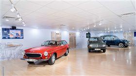 ▲VOLVO Estate Museum跨時空旅行車博物館。(圖/VOLVO提供)
