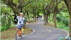 ▲潭雅神綠園道自行車道(圖/部落客:「肉魯 走遍全台灣‧環遊全世界」授權提供,非經同意請勿轉載。以下同)