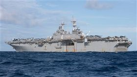 美國,美軍,軍艦,拳師號(圖/翻攝自USS BOXER LHD 4臉書)