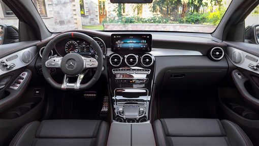 ▲Mercedes-AMG GLC Coupe 43(圖/翻攝網路)