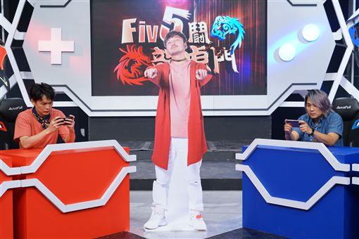 狼谷競技台《FIVE鬪!龍虎門》