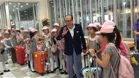 機場遇首富 幸運小學生獲贈450萬(李嘉誠)圖/翻攝自網路