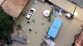 韓國瑜,淹水,清淤,陳菊,滯洪池,安吉里