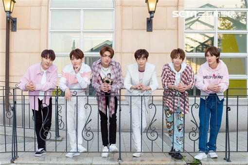 ▲男團C.T.O新歌《Super Girl》到首爾拍攝MV(圖/環球提供)