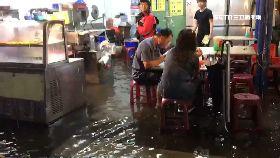 北港也淹水2400