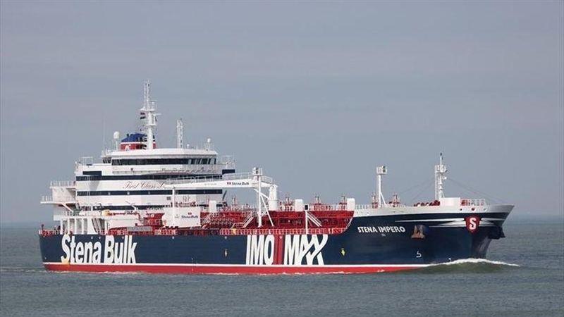 英油輪經荷莫茲海峽遭伊朗扣押 英外長:無法接受