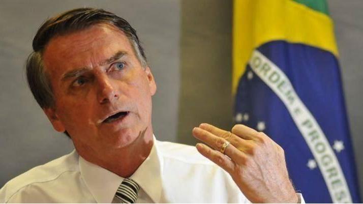亞馬遜伐林問題 巴西總統挑戰歐洲領導人無根據