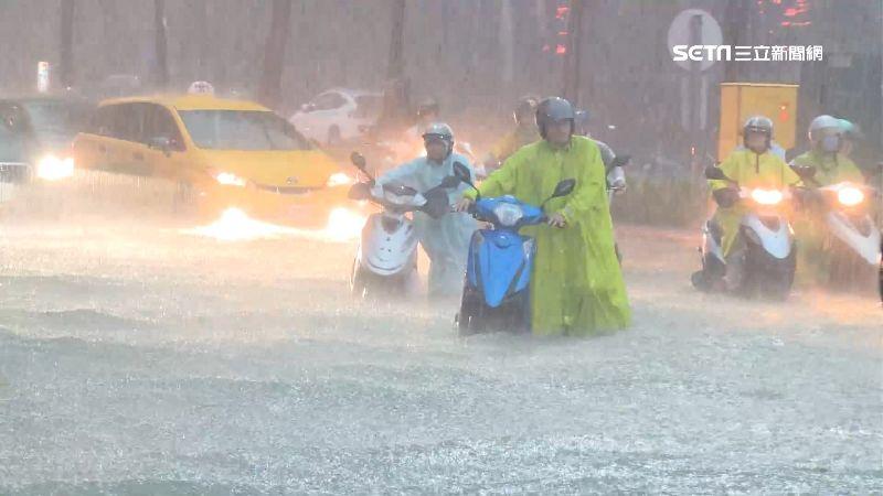 西南季風到下周一!須嚴防致災性降雨