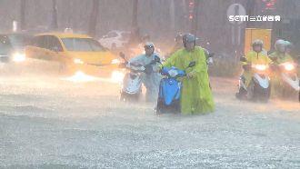 雨下到這天!吳德榮:周三恐有颱風