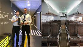 張國煒換照成功!10月親駕星宇首架A321neo回台 1:1模擬客艙曝光(圖/翻攝自星宇航空臉書)