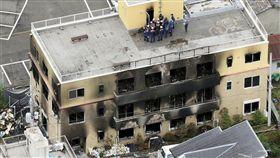 日本動畫製作公司「京都動畫」18日遭人縱火,造成34死34傷慘劇。