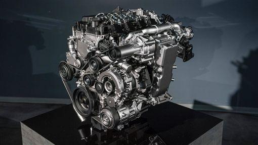 ▲Mazda Skyactiv-X引擎(圖/翻攝Motor1)